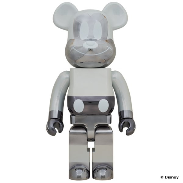 BE@RBRICK fragmentdesign MICKEY MOUSE REVERSE Ver. 1000%