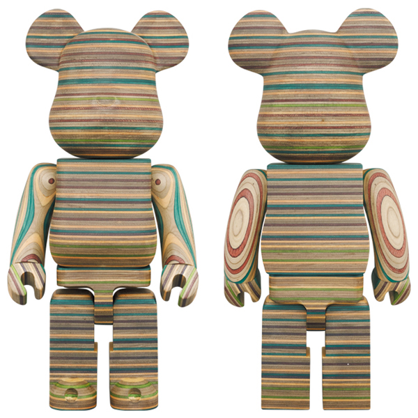 BE@RBRICK カリモク HAROSHI 400% SPECIAL