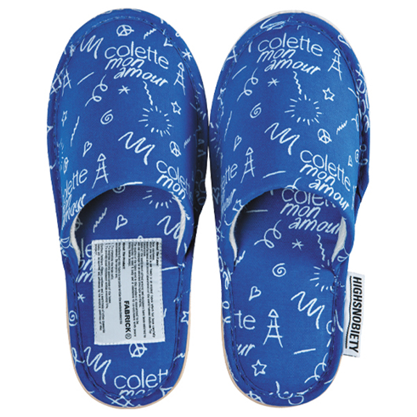 FABRICK Colette mon amour  SLIPPERS