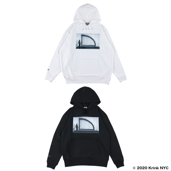 "PULLOVER HOODED ""PHOTO 01"""
