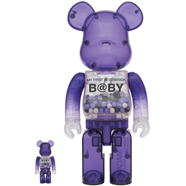 MY FIRST BE@RBRICK B@BY MACAU2020 100% & 400%