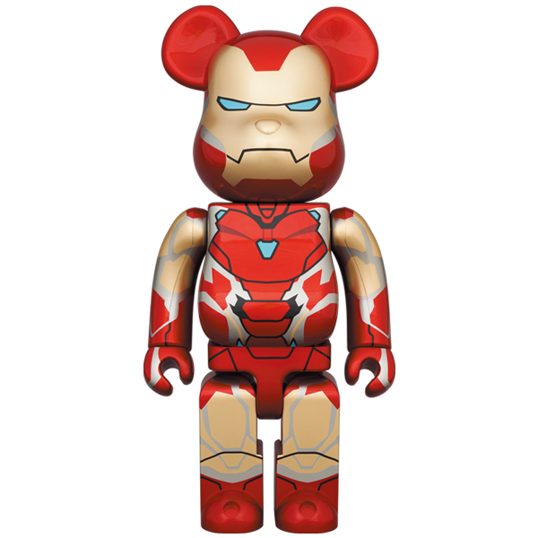 BE@RBRICK IRON MAN MARK 85 1000%