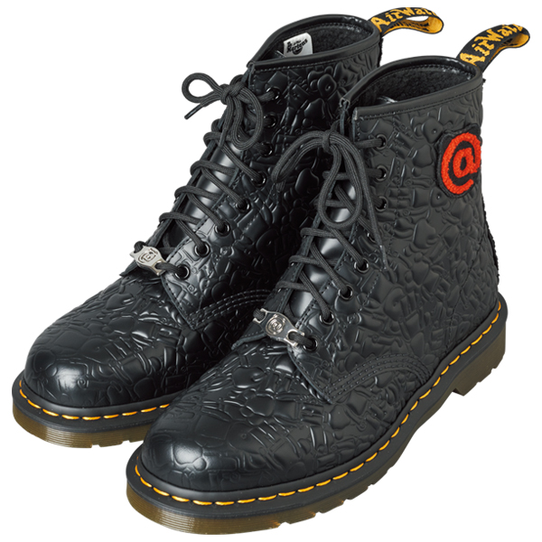 Dr Martens x BE@RBRICK 1460 8 EYE BOOT /10月31日(土)より