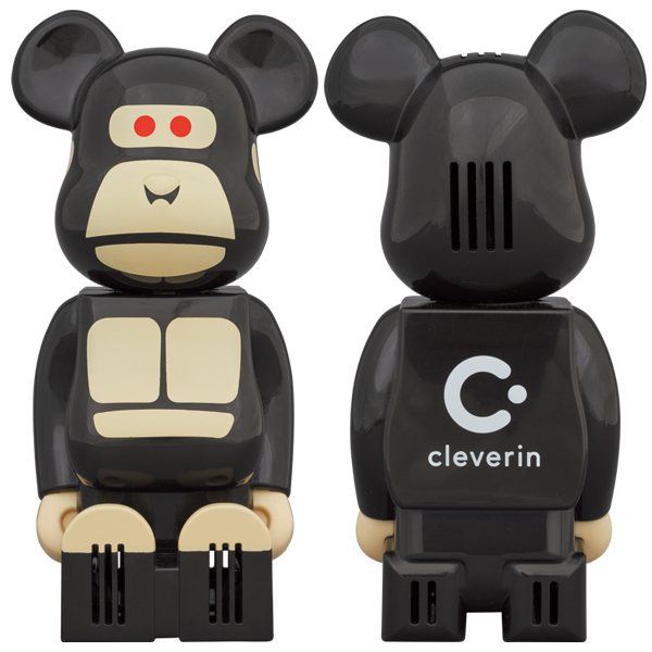 cleverin®️ BE@RBRICK XLARGE /12月18日(金)より
