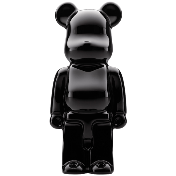 Baccarat BE@RBRICK BLACK