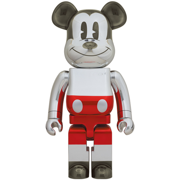 BE@RBRICK FUTURE MICKEY (2nd COLOR Ver.) 1000%