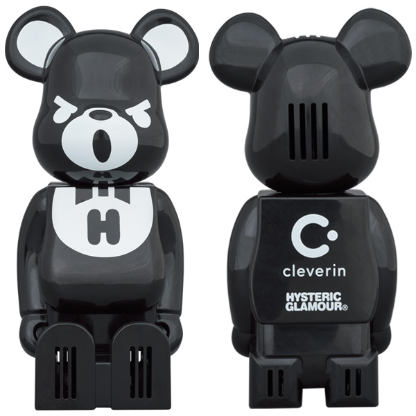 cleverin BE@RBRICK HYSTERIC GLAMOUR