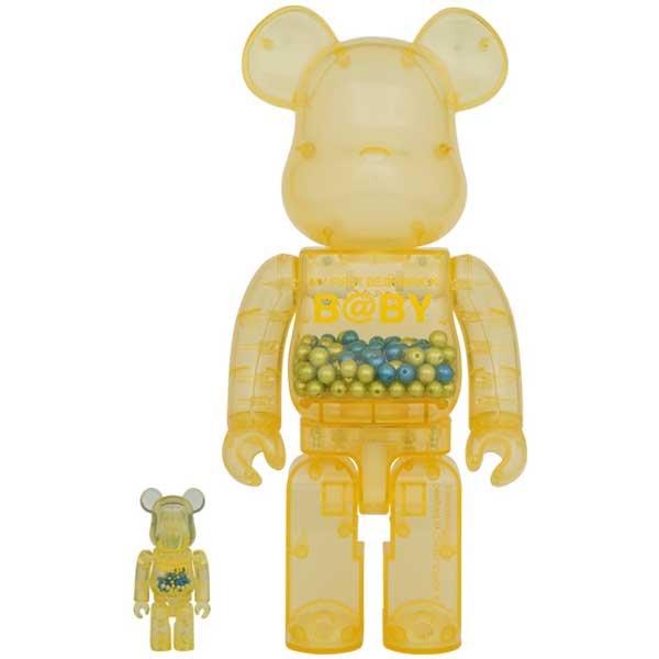 MY FIRST BE@RBRICK B@BY INNERSECT 2020 100% & 400%