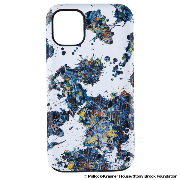 "Jackson Pollock Studio iPhone CASE for 11 ""SPLASH"""