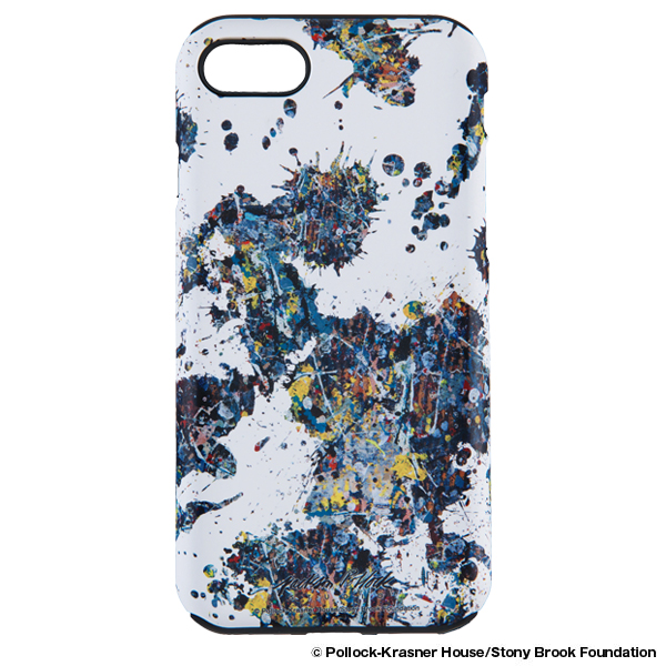 "Jackson Pollock Studio iPhone CASE for 7/8 ""SPLASH"""