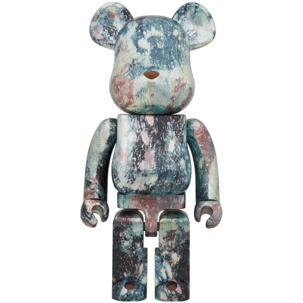 BE@RBRICK PUSHEAD #5 1000%