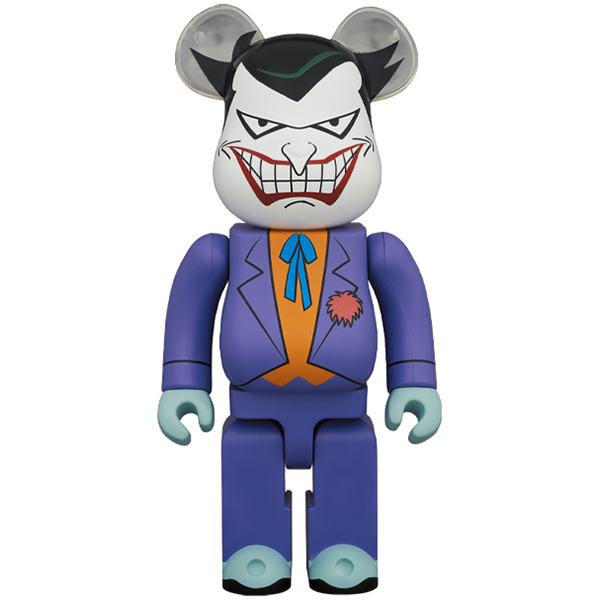 BE@RBRICK JOKER (BATMAN The Animated Series Ver.) 1000%