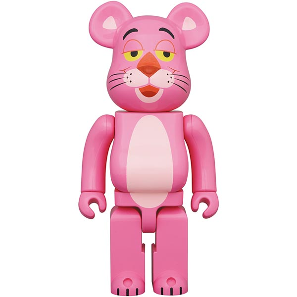 BE@RBRICK PINK PANTHER 1000%