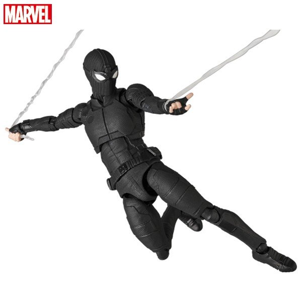 MAFEX No.125 SPIDER-MAN Stealth Suit