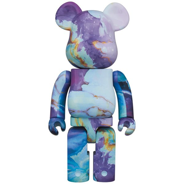 BE@RBRICK marble 400%