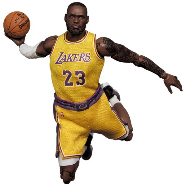 MAFEX No.127  LeBron James(Los Angeles Lakers)