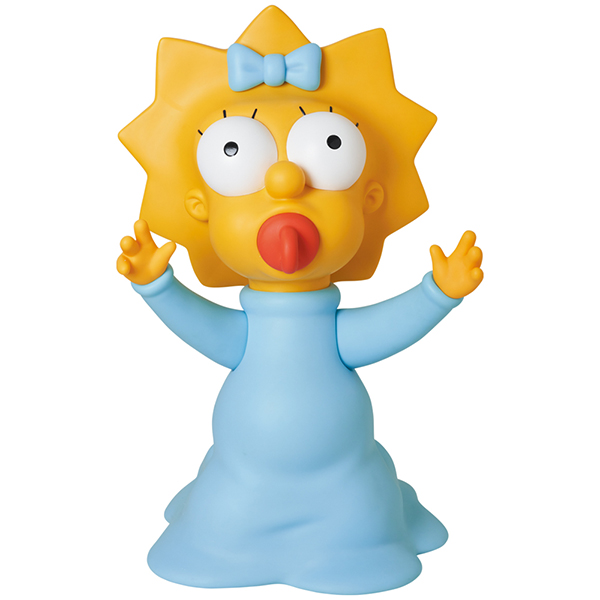 VCD Maggie Simpson