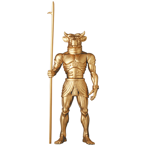 GIANT MINOTAUR (REAL COLOR)