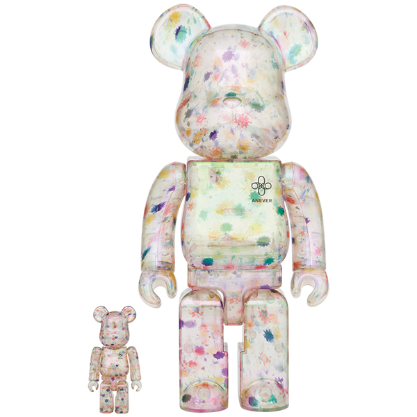 BE@RBRICK ANEVER 100% & 400%
