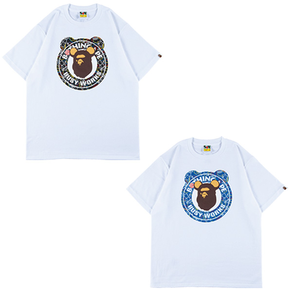 BE@RTEE BAPE BUSY WORKS 2021