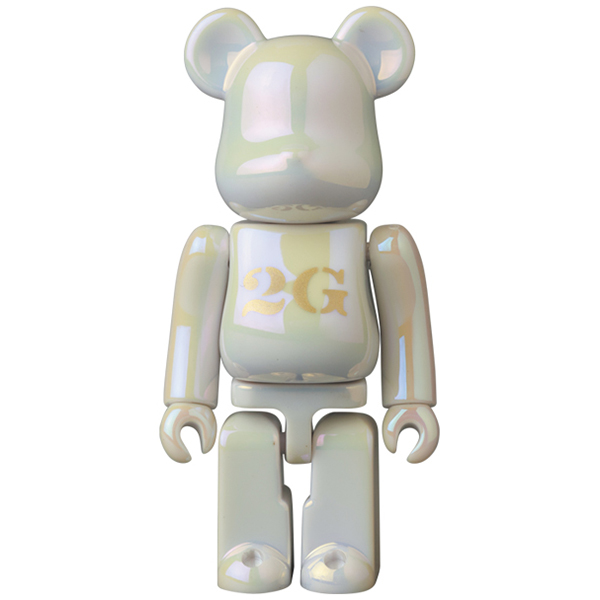 BE@RBRICK SERIES 42 Release Campaign 2G Special Edition