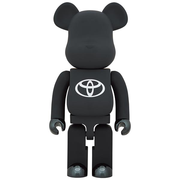 """BE@RBRICK TOYOTA """"Drive Your Teenage Dreams."""" 1000%"""