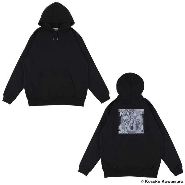 """PULLOVER HOODED """"MONEY IS YOUR GOD"""""""