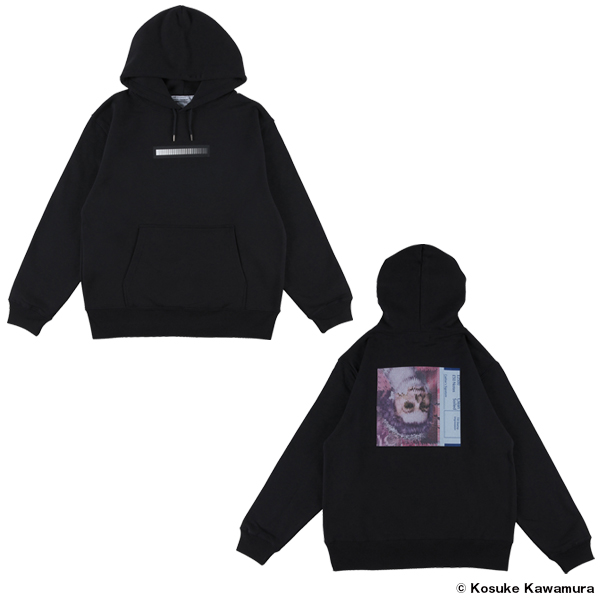 """PULLOVER HOODED """"The Queen Is Dead"""""""