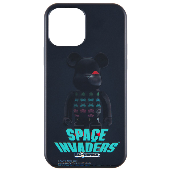MLE SPACE INVADERS シリーズ iPhone CASE for 12